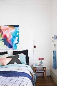 Bedroom Wall Framed Art Bedroom Wall Pictures Art Above With Mirrored Nightst Ands And