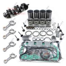 isuzu 4jb1 fuel injection pump repair kit for pickup bobcat skid