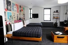 wallpaper dinding kamar vintage konsep interior vintage pada ace hotel new york interiorudayana14
