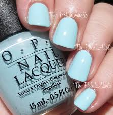 opi light blue nail polish the polishaholic opi fall 2015 venice collection swatches review