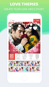 love themes video video slide maker with music android apps on google play