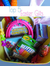 Easter Gifts Top 5 Easter Gifts Ideas To Get You Started Forgetful Momma