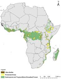 Okefenokee Swamp Map Drivers Of Protected Area Effectiveness In Africa