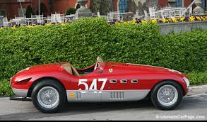 vintage ferraris for sale vignale 340mm barchetta from sports cars