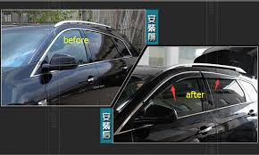 accessories for cadillac srx accessories for cadillac srx 2012 2014 window visors awnings