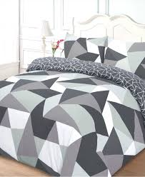 Beautiful Duvet Covers Bedroomstylish Grey Faux Silk Beautiful Duvet Covers With White