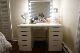 Large Bedroom Vanity Bedroom Bedroom Vanity With Lights Inside Good Vanities For