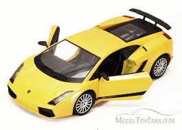 lamborghini gallardo superleggera yellow lamborghini gallardo superleggera yellow motormax 73346 1 24