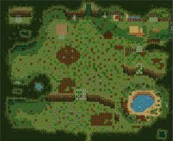 The Forest Game Map Released Hilltop Forest Foraging Map Edit Fixed Stray Tile