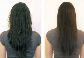 wavy hair after three months how to control hair fall caused due to rebonding find health tips