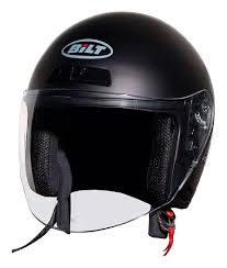 flat black motocross helmet bilt roadster helmet cycle gear