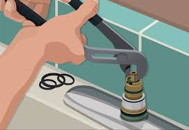 Replace Kitchen Faucet Cartridge To Repair Cartridge Sink Faucets At The Home Depot