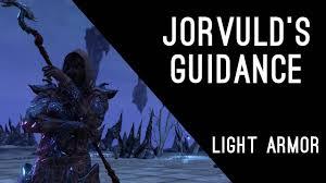 elder scrolls online light armor sets jorvuld s guidance light armor set dragon bones dlc the elder
