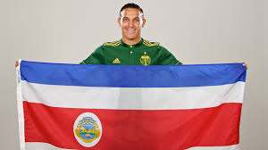 Timbers Flag David Guzmán Named To Costa Rica Men U0027s National Team Roster For
