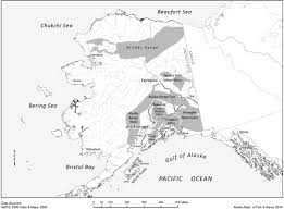 Alaska Rivers Map by Alaska Sheep Hunts In The Wrangells Yukon Charley Delta And Tok