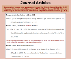 ideas of citing apa 6th edition journal article athlone literary