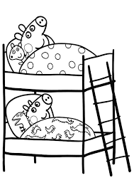 39 peppa coloring pages images pig party pig