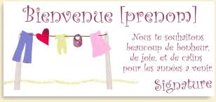 carte de felicition pour une naissance a imprimer sur carte