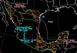 hurricane bret august 16 29 1999