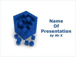 8 best cube powerpoint presentation templates images on pinterest