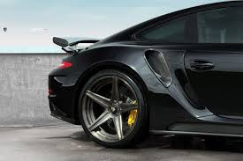 modified porsche 911 topcar u0027s stinger gtr is a beastly porsche 911 turbo s