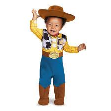 Halloween Costumes 1 Boy Amazon Disguise Baby Boys U0027 Woody Deluxe Infant Costume Clothing