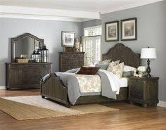 farrin dark rustic pine solid wood master bedroom set bedrooms