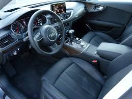toyota limo interior review 2012 audi a7 the truth about cars