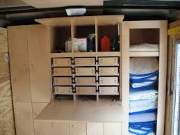 closet organizer jobs tricked out job trailers