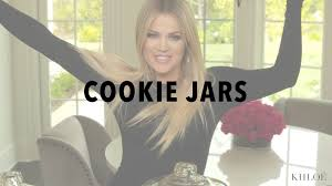 Khloe Kardashian Kitchen by Khlo C D Cookie Jars Youtube