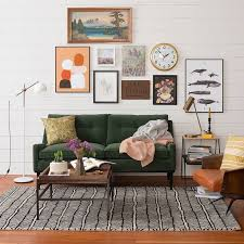 Best American Made Sofas Best 25 Small Sofa Ideas On Pinterest Tiny Apartment Decorating
