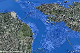 Southampton New York Map by Southampton Underwater U2013 Shark Devocean