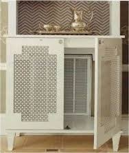 Wall Air Conditioner Cover Interior Diy Air Conditioner Cover In Wall A C Unit Cover Air
