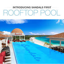 all new sandals royal barbados caribbean ship and shore