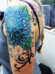 110 gorgeous flower tattoos to brighten your day