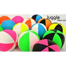 six splice juggling ball