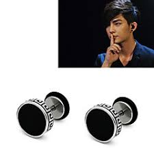 mens with earrings cheap men s earrings online men s earrings for 2017