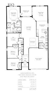 Single Family Home Floor Plans Plan Best House Ideas Pinterest