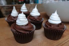 halloween ghost cupcakes molipop