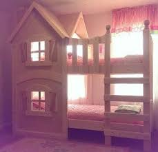 Doll House Bunk Beds Dollhouse Bunk Beds Foter