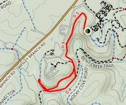 carolina mountain trail carolina maps 12 photos 27