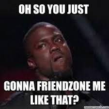 Friends Zone Meme - image jpg