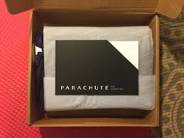 stella may i unbox your new sheets parachute sheets unboxing