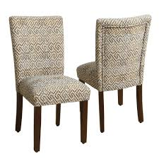 Skirted Dining Chair Dining Room Blue And White Dining Chairs Skirted Parsons Chair