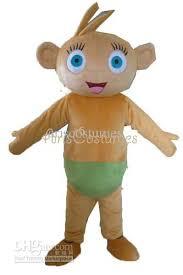 waybuloo yojojo mascot costume fancy dress costumes cartoon