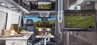 Airstream Custom Interiors Airstream Top Selling Class B Motorhome In 2013 U2013 Vogel Talks Rving