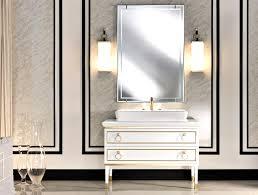 glamorous bathroom sconces chrome modern wall sconce endear
