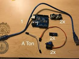 Assistive Devices For Blind Arduino Assistive Technology For The Visually Impaired 4 Steps