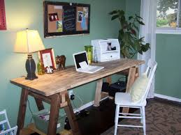 Diy Door Desk Diy Office Desk Ideas Rustic Crafts Chic Decor Crafts Diy