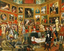 zoffany and his u201cthe last supper u201d the painter and kolkata u0027s most